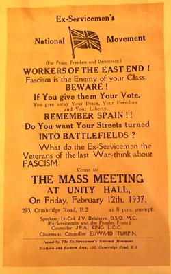 Ex-Serviceman's National Movement