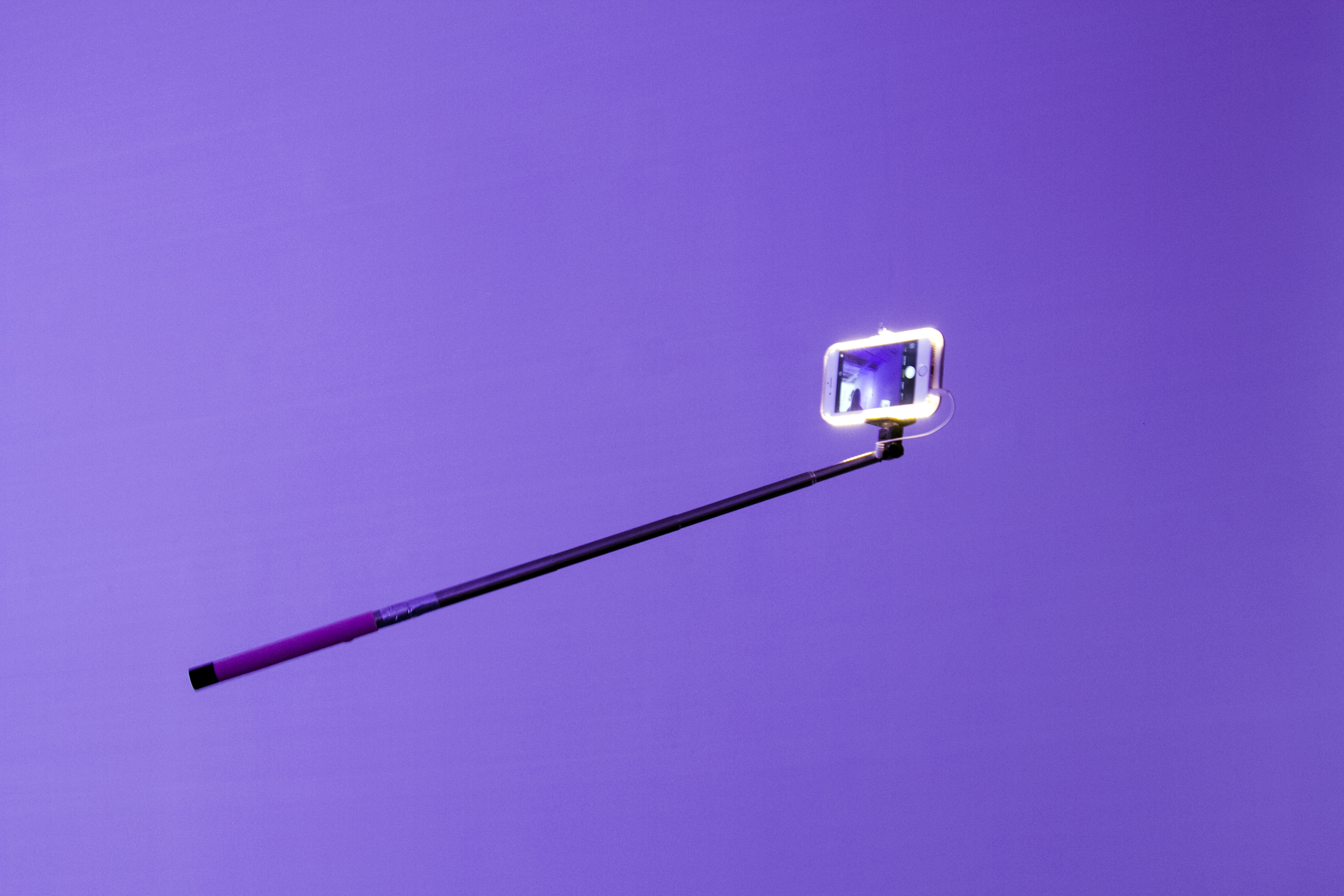 Showroom Floating Selfie Stick