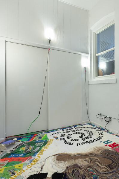 Reckless Comfort, installation view