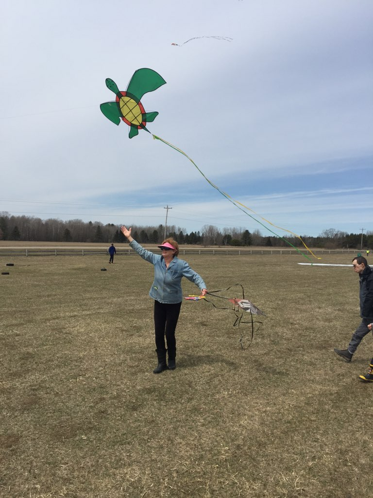 Kite Flying 2018