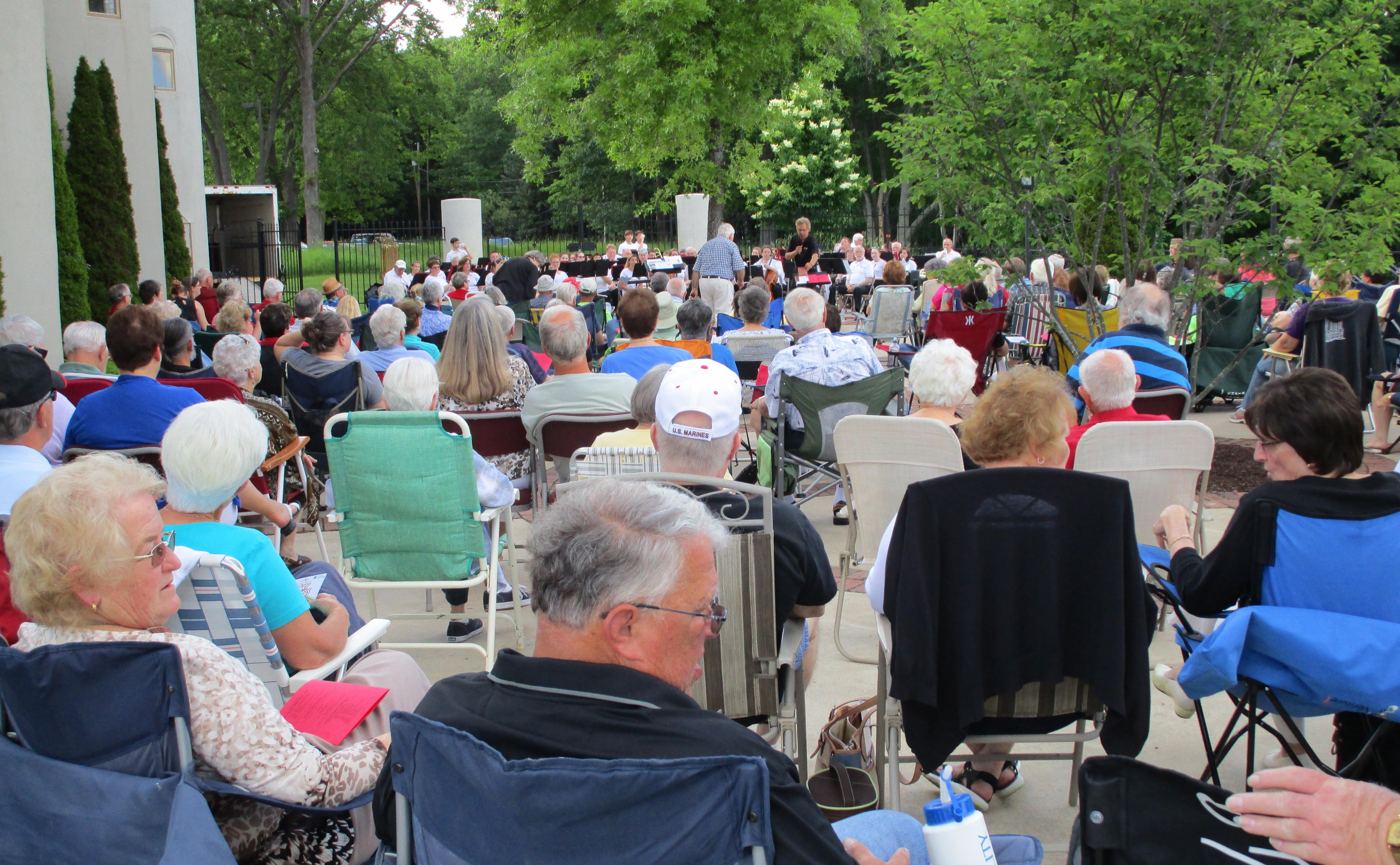 Ferris Community Band Concert