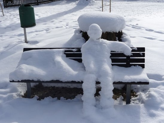 Winter Carnival Snow Sculpture Contest 2021