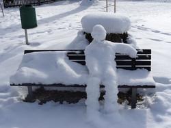 Winter Carnival Snow Sculpture Contest 2021