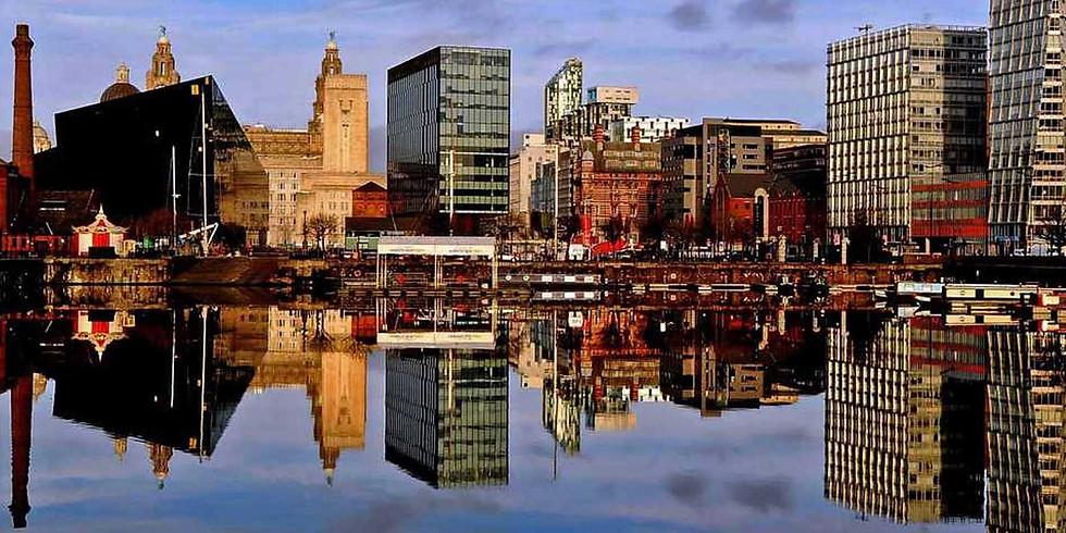 Long Weekend Painting in Liverpool
