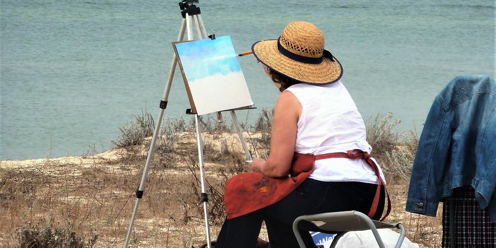 Painting holiday in Portugal