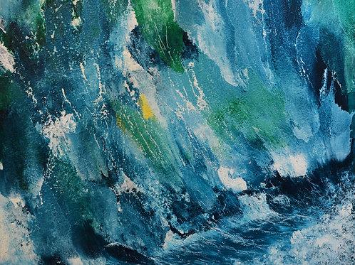 Turmoil at sea