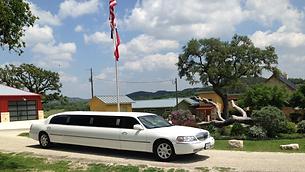Limousine, Fredericksburg, Texas