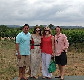 Winery Tasting and Vineyard Tour