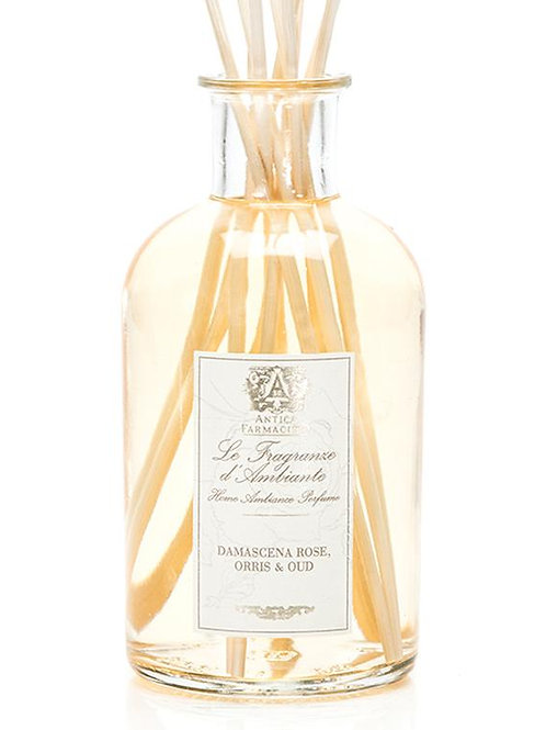 DAMASCENA ROSE, ORRIS & OUD DIFFUSER - 500ml