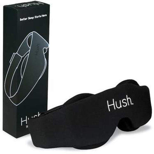 THE HUSH BLACKOUT EYE MASK