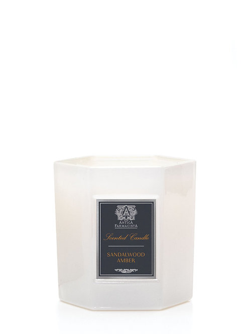 SANDALWOOD AMBER 9OZ CANDLE