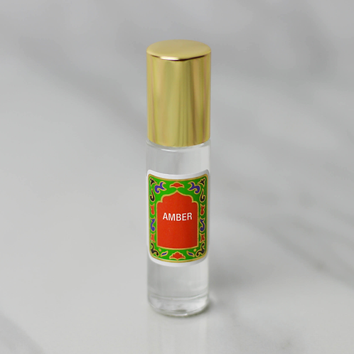 NEMAT INTERNATIONAL AMBER OIL ROLL-ON