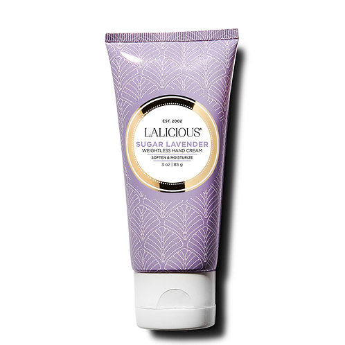 SUGAR LAVENDER HAND CREAM