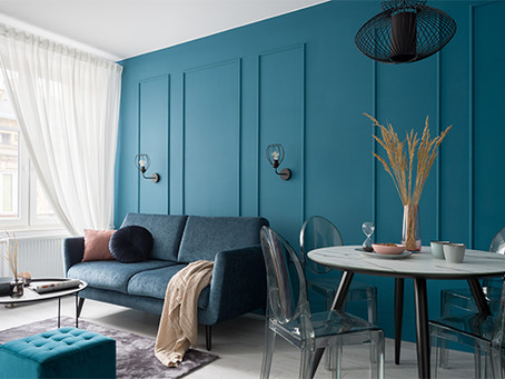 Wall Colour Trends For 2021