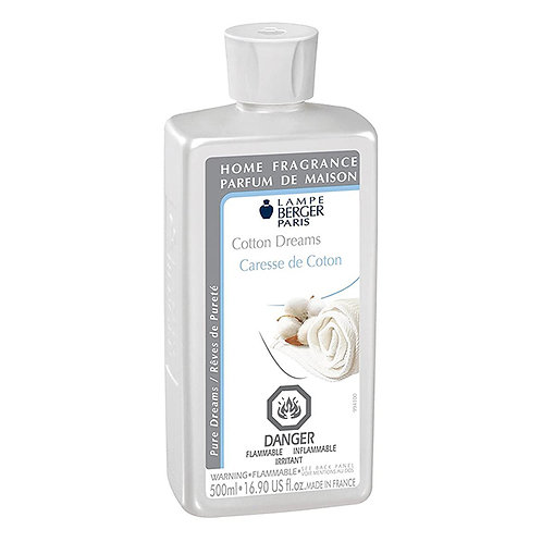 COTTON DREAMS LAMP FRAGRANCE -500ML