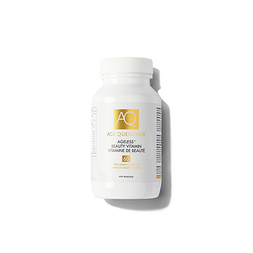 AGE QUENCHER AGELESS ANTIOXIDANT VITAMIN 60 VEGETARIAN CAPSULES