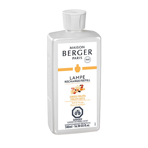 DRIED FRUITS LAMP FRAGRANCE -500ML