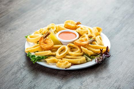 Calamari & Gamberetti Fritti