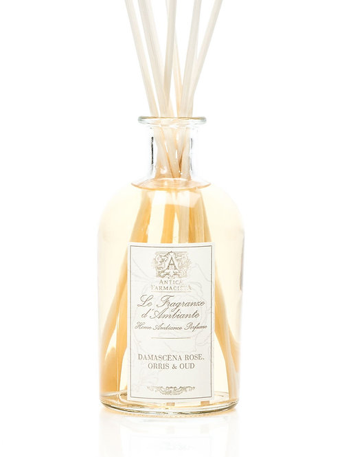 DAMASCENA ROSE, ORRIS & OUD DIFFUSER