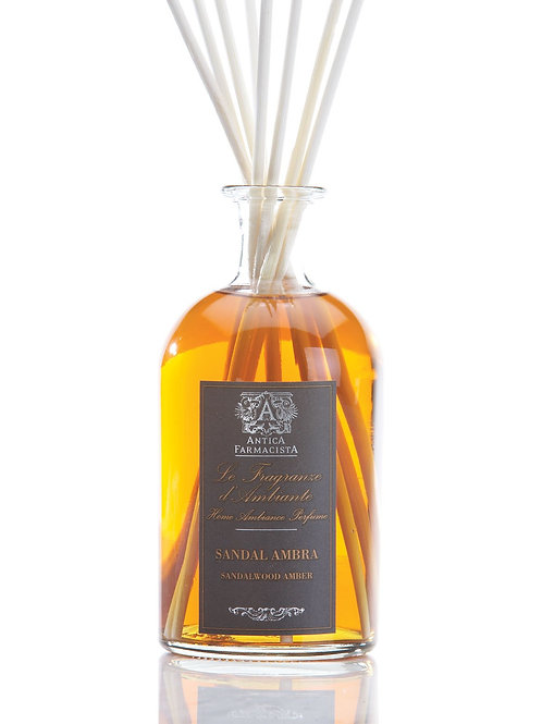 SANDALWOOD AMBER DIFFUSER - 250ml