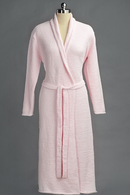 SEASONLESS ROBE PINK LARGE
