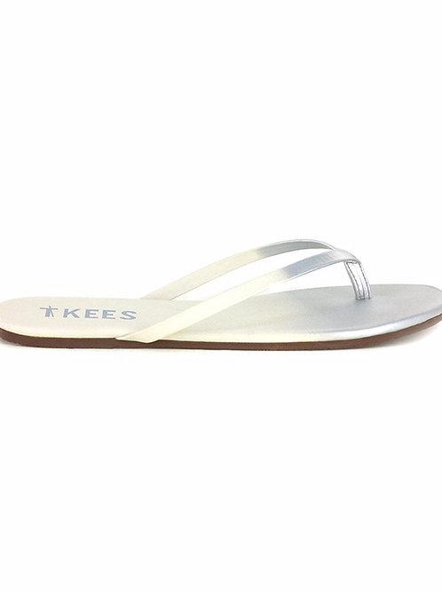 TKEES POWDERS Dazzle  Flip Flops