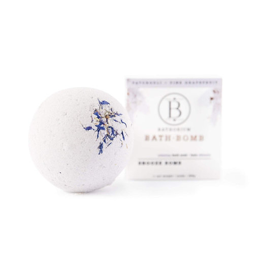 BATHORIUM BATH BOMB SNOOZE BOMB
