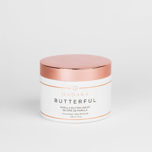 MARULA BUTTER CREAM UNSCENTED 8oz