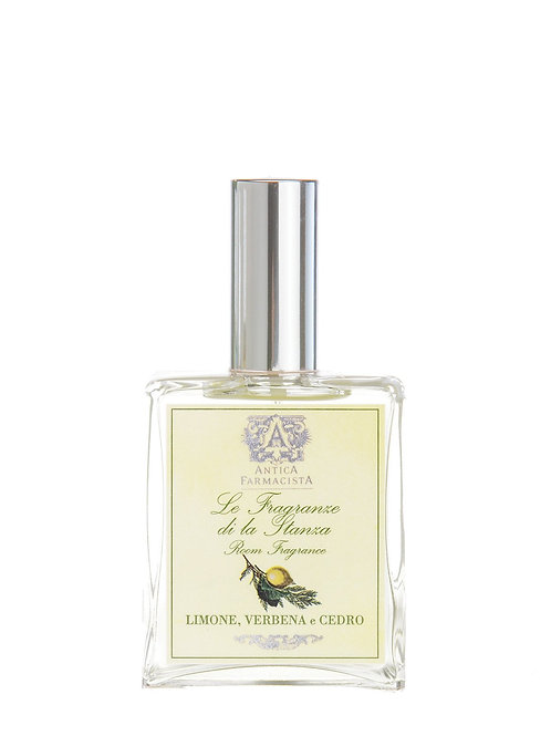 LEMON VERBENA & CEDAR ROOM FRAGRANCE