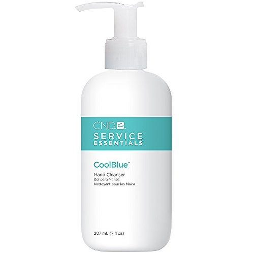 CND COOL BLUE HAND CLEANSER