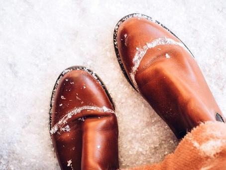 Avoid Salt Stains on Commercial Carpets