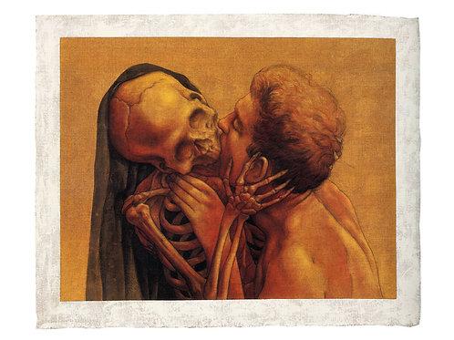 First Kiss print