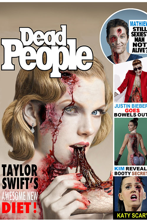Dead People Magazine