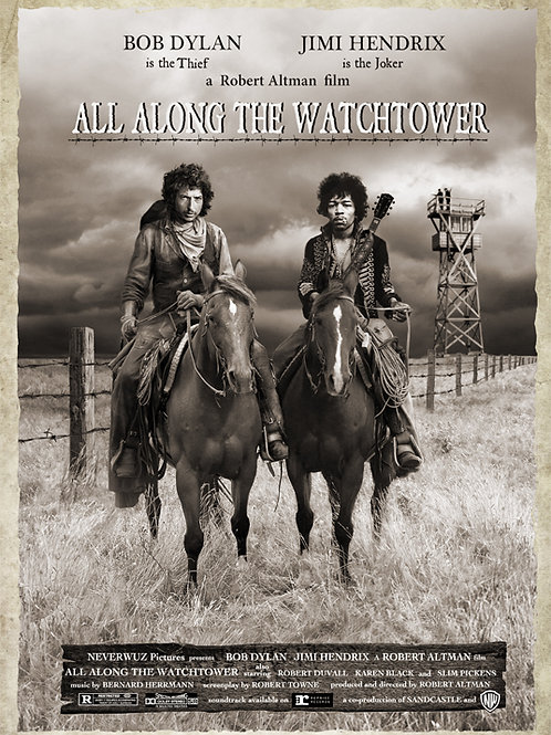 All Along The Watchtower - the movie