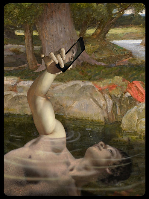 Death of Narcissus