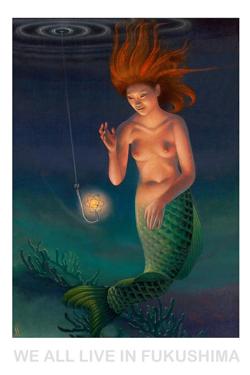 Fishing For Keiko  print