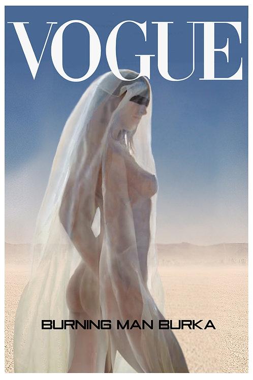 Vogue at Burning Man