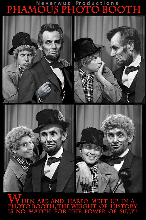 Harpo and Lincoln