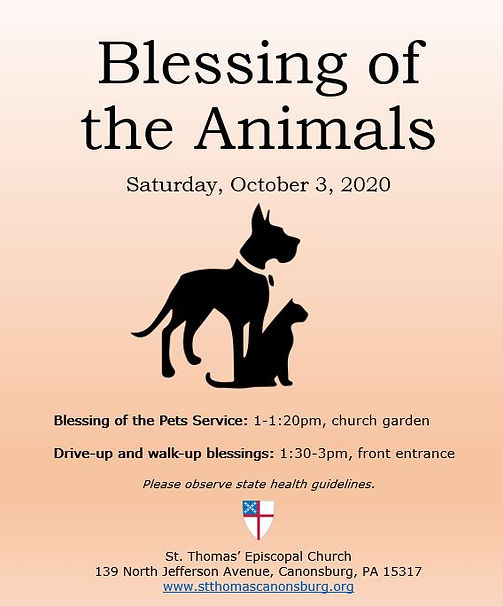 Blessing of Animals 2020.jpeg