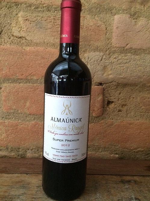 Vinho Alma Única Monica Rangel-Super Premium750 ml