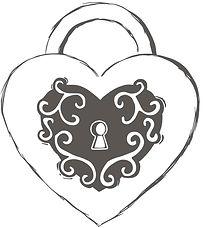 Jen Roffe Locket logo design