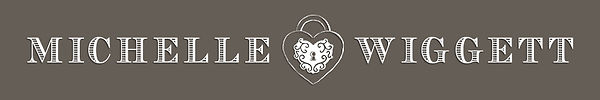 Jen Roffe Logo design Wedding heart Locket
