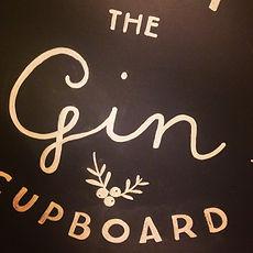 Jen Roffe chalkboards Coffee Tea Gin Craft Beers Oakman Inns