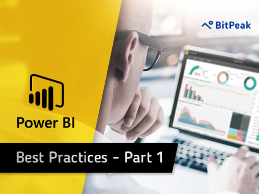 Power BI – Best Practices - Part 1