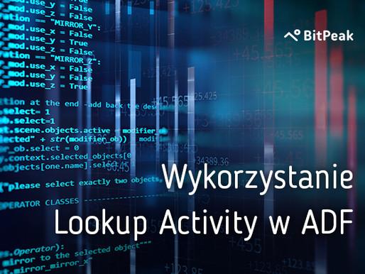 Wykorzystanie Lookup Activity w Azure Data Factory