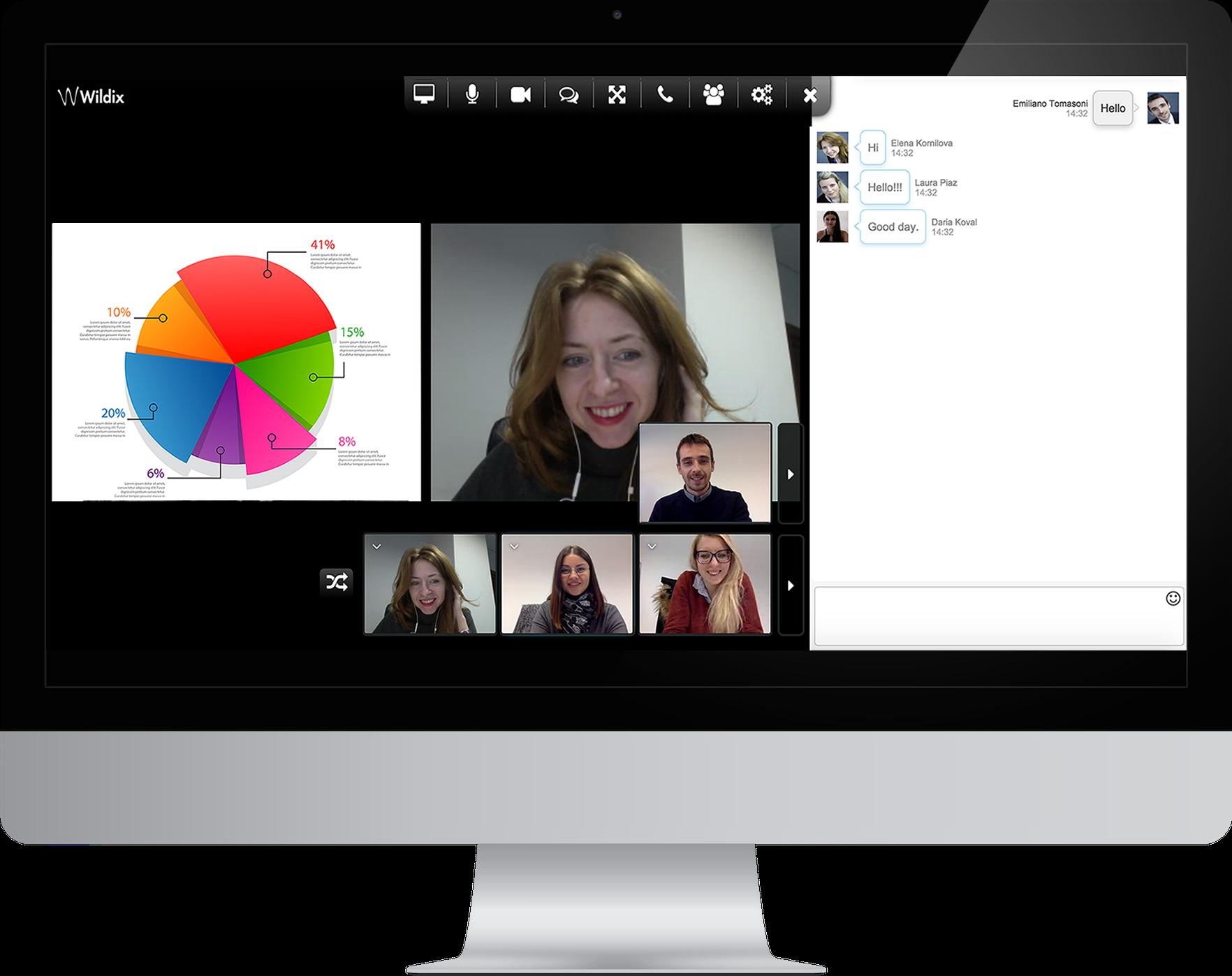 wildix-videoconference