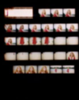 """dorothea flatau .""""suspicion"""" . inszenierte fotografie mit selbstauslöser"""