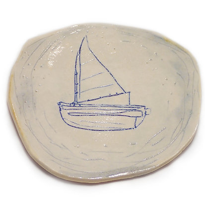 Last Lifeboat, small plate