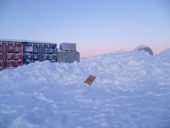Target Practice, Upernavik