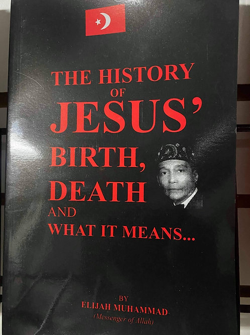 The History Of Jesus' Birth, Death And What It Means